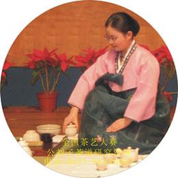 title='全国茶艺表演光盘'